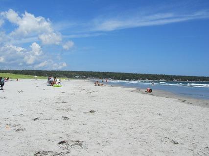 Summerville Beach And Provincial Park In Nova Scotia