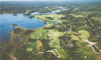 River Hills Golf and Country Club is the first golf club to open each season