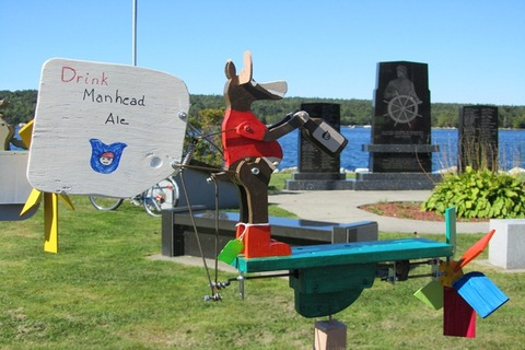 Whirligig Festival, Festivals and Events, Nova Scotia, Shelburne, Harbour, Waterfront