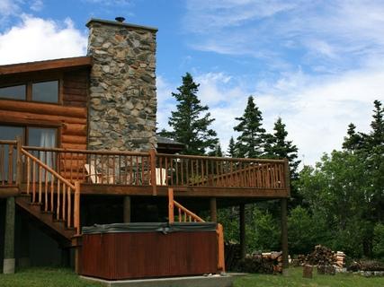 Sensational Nova Scotia Vacation Rental Castaway Ocean Lodge Home Interior And Landscaping Ymoonbapapsignezvosmurscom